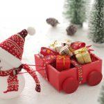 Kerstpakkettenexpress voor de kerst tijd